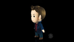 Photo du produit SUPERNATURAL PELUCHE Q-PALS DEAN WINCHESTER 21 CM Photo 2