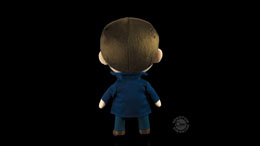 Photo du produit SUPERNATURAL PELUCHE Q-PALS DEAN WINCHESTER 21 CM Photo 3