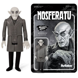 NOSFERATU FIGURINE REACTION NOSFERATU GRAYSCALE 10 CM