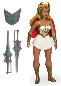 MASTERS OF THE UNIVERSE VINTAGE COLLECTION FIGURINE SHE-RA 14 CM
