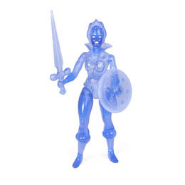 MASTERS OF THE UNIVERSE SÉRIE 3 FIGURINE VINTAGE COLLECTION FROZEN TEELA 14 CM