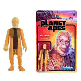 LA PLANETE DES SINGES FIGURINE REACTION DR. ZAIUS 10 CM