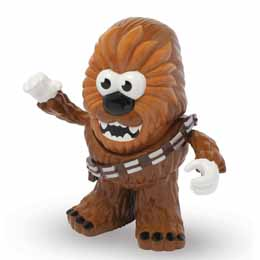 STAR WARS MR PATATE CHEWBACCA