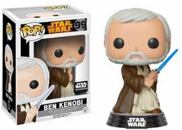 Photo du produit STAR WARS FUNKO POP CANTINA BEN KENOBI