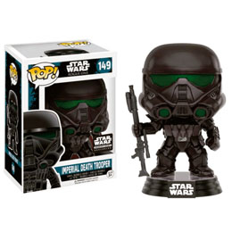 Photo du produit STAR WARS ROGUE ONE FUNKO POP! IMPERIAL DEATH TROOPER