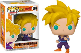 FIGURINE FUNKO POP DBZ SUPER SAIYAN GOHAN EXCLUSIVE