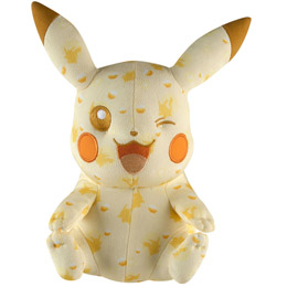 POKEMON PELUCHE 20TH ANNIVERSARY SPECIAL PIKACHU WINK