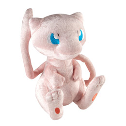 Photo du produit POKEMON PELUCHE 20TH ANNIVERSARY MEW