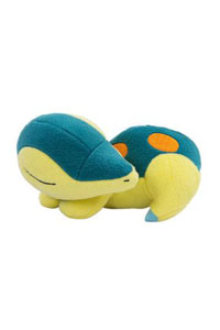 PELUCHE POKEMON SLEEPING HERICENDRE 16 CM