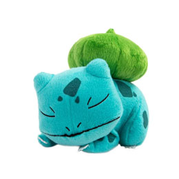 PELUCHE POKEMON SLEEPING BULBIZARRE 16 CM