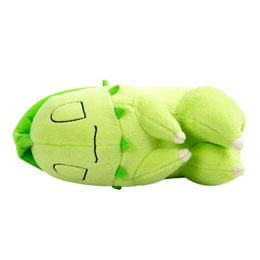 PELUCHE POKEMON SLEEPING GERMIGNON 16 CM