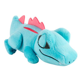 PELUCHE POKEMON SLEEPING KAIMINUS 16 CM