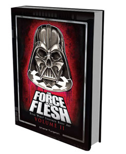 STAR WARS LIVRE THE FORCE IN THE FLESH VOLUME II (EN ANGLAIS)