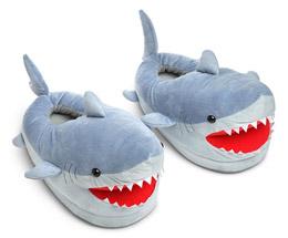 THINKGEEK CHAUSSONS PELUCHE SHARK