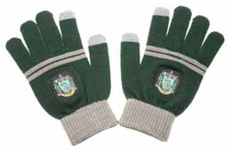 Photo du produit GANTS HARRY POTTER E-TOUCH SLYTHERIN