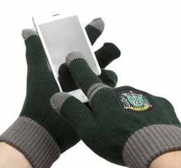 Photo du produit GANTS HARRY POTTER E-TOUCH SLYTHERIN Photo 1