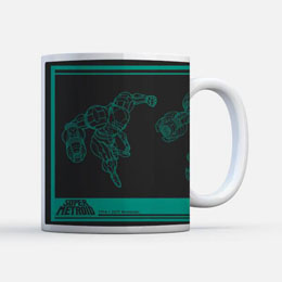NINTENDO MUG METROID POWER SUIT