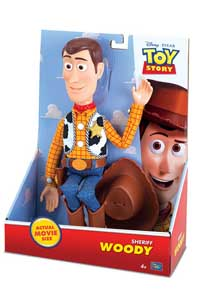 TOY STORY FIGURINE WOODY 37 CM