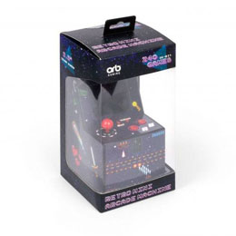 Photo du produit MINI ARCADE MACHINE 240 JEUX 20 CM Photo 2