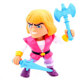 MASTERS OF THE UNIVERSE VINYL FIGURINE PRINCE ADAM SDCC 2016 EXCLUSIVE 8 CM