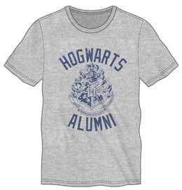 HARRY POTTER T-SHIRT HOGWARTS ALUMNI