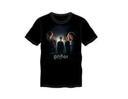 HARRY POTTER T-SHIRT CHARACTERS