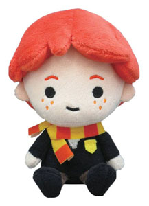 PELUCHE HARRY POTTER RON WEASLEY 10 CM BEANS COLLECTION