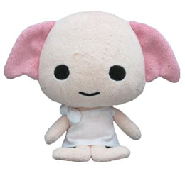 PELUCHE HARRY POTTER DOBBY BEANS COLLECTION