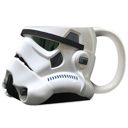 MUG STAR WARS 3D STORMTROOPER