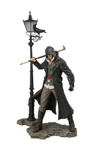 ASSASSINS CREED SYNDICATE STATUE JACOB FRYE