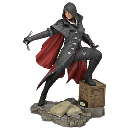 ASSASSINS CREED SYNDICATE STATUE EVIE FRYE