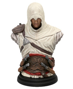 ASSASSIN'S CREED LEGACY COLLECTION BUSTE ALTAIR IBN-LA'AHAD