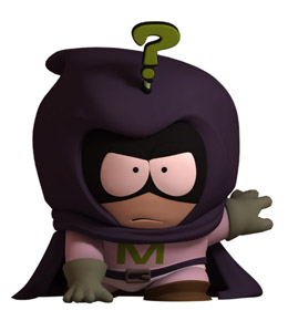 SOUTH PARK THE FRACTURED BUT WHOLE FIGURINE MYSTERION (KENNY)