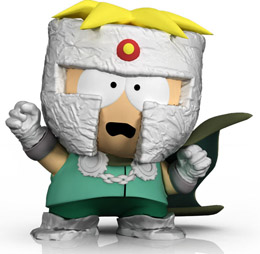 SOUTH PARK THE FRACTURED BUT WHOLE FIGURINE PROFESSOR CHAOS (BUTTERS)
