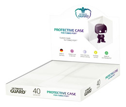 ULTIMATE GUARD 40 BOITES DE PROTECTION POUR FIGURINES FUNKO POP!