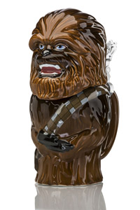 STAR WARS CHOPE CHEWBACCA