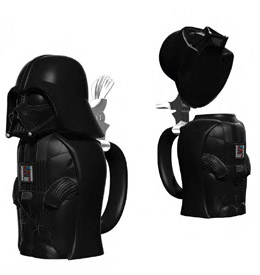 Star Wars chope Darth Vader