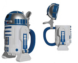Star Wars chope R2-D2