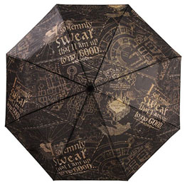 PARAPLUIE HARRY POTTER I SOLEMNLY SWEAR