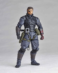METAL GEAR SOLID V THE PHANTOM PAIN FIGURINE VENOM SNAKE SNEAKING SUIT VER. 16 CM