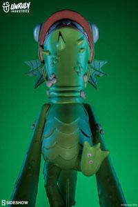 Photo du produit UNRULY MONSTERS STATUETTE PVC FISH FACE 18 CM Photo 3