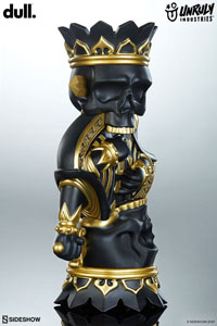 Photo du produit UNRULY DESIGNER SERIES STATUETTE VINYLE KING CHARLES (DULL.) 23 CM Photo 3