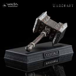 WARCRAFT REPLIQUE 1/6 ORGRIM'S DOOMHAMMER