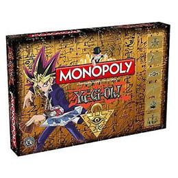 YU-GI-OH! JEU DE PLATEAU MONOPOLY (VERSION ANGLAISE)