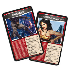 Photo du produit DC COMICS JEU DE CARTES TOP TRUMPS Photo 1