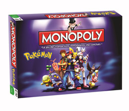 Monopoly Pokemon Version Francaise