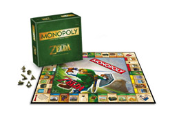 MONOPOLY THE LEGEND OF ZELDA LANGUE FRANCAISE