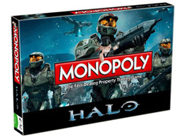 MONOPOLY HALO (VERSION ANGLAISE)