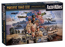 AVALON HILL JEU DE PLATEAU AXIS & ALLIES PACIFIC 1940 2ND EDITION (EDITION ANGLAISE)