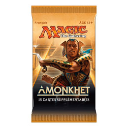 Photo du produit PACK 36 BOOSTERS MAGIC THE GATHERING AMONKHET + PRESENTOIR Photo 1